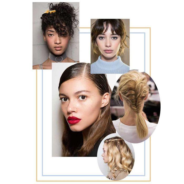 les meilleures id es de coiffures cheveux mi longs automne hiver 2018 elle. Black Bedroom Furniture Sets. Home Design Ideas