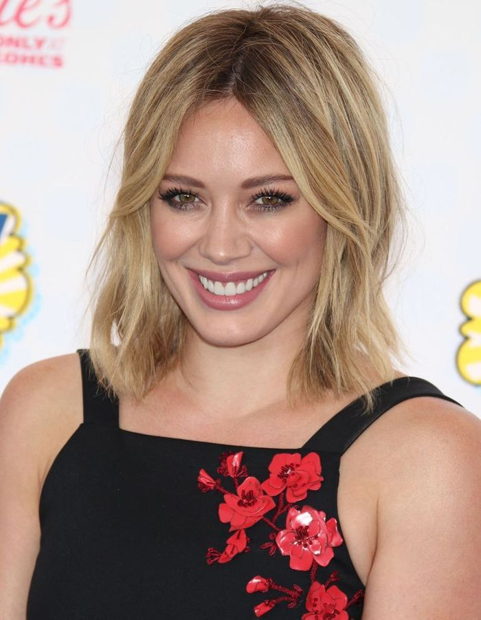 Hilary Duff Blonde 115