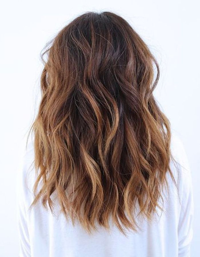 Ombré hair naturel