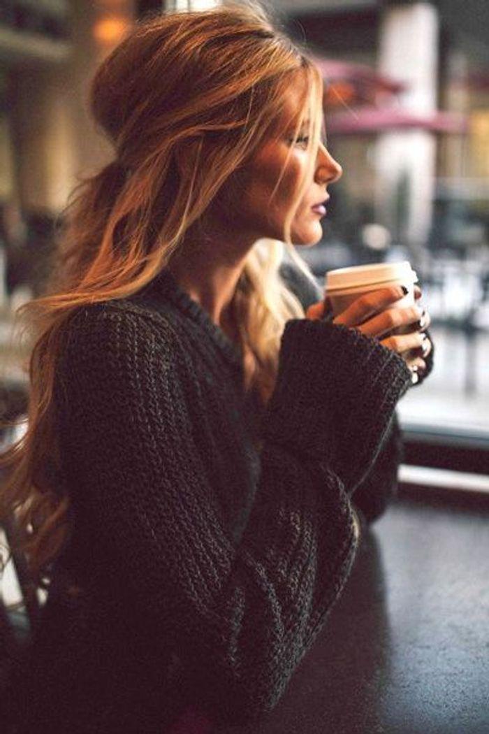 Coiffure cheveux longs blonds - Coiffure cheveux longs : 78 coupes ...