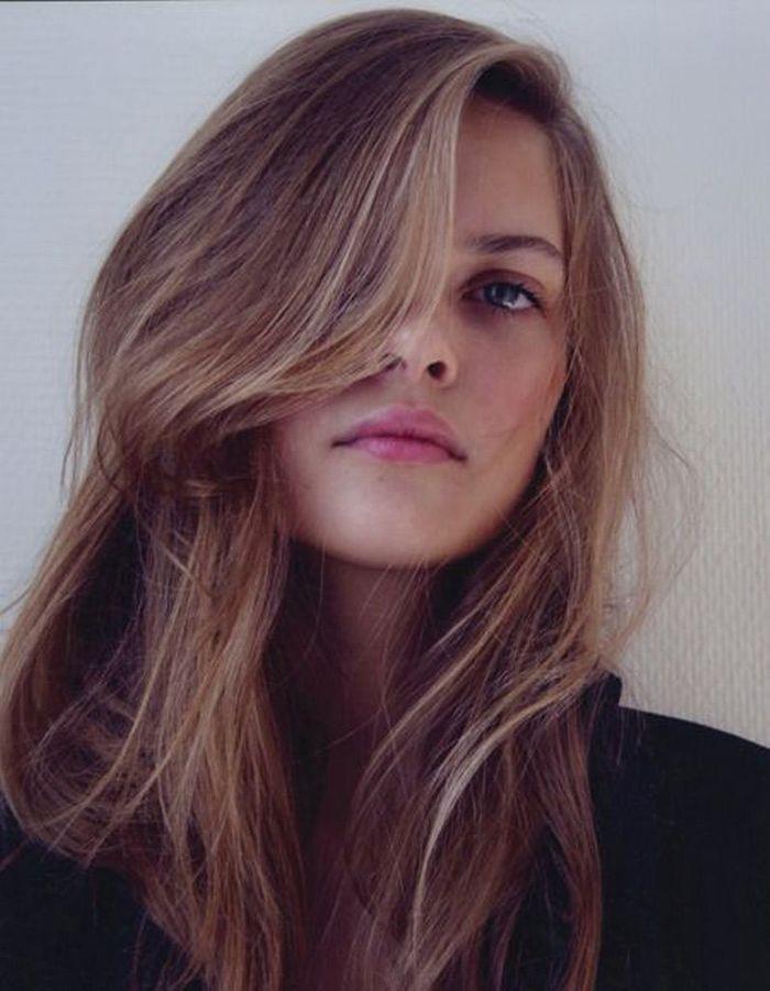 Coupe de cheveux long celeste leavitt blog - Coiffure visage allonge ...