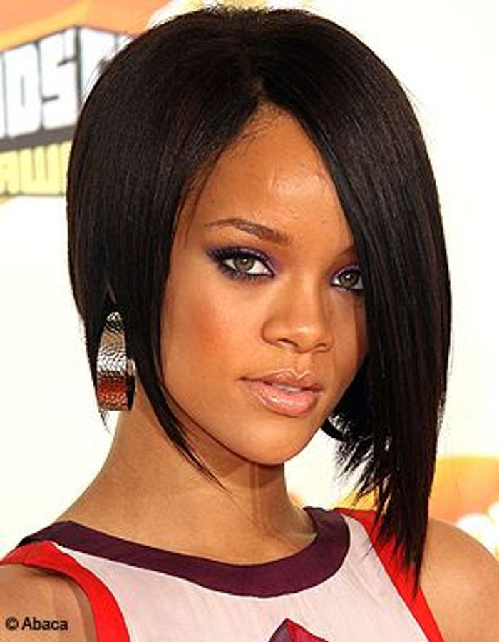 Rihanna - Toutes les coiffures de stars - Elle