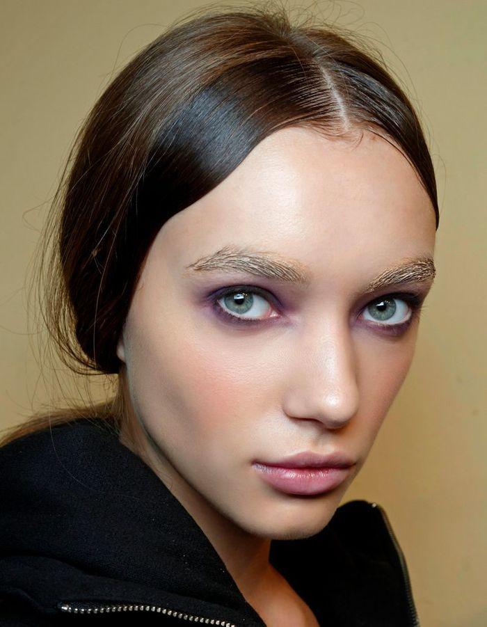 Maquillage Des Yeux Bleus Clairs Comment Maquiller Des Yeux Bleus Elle