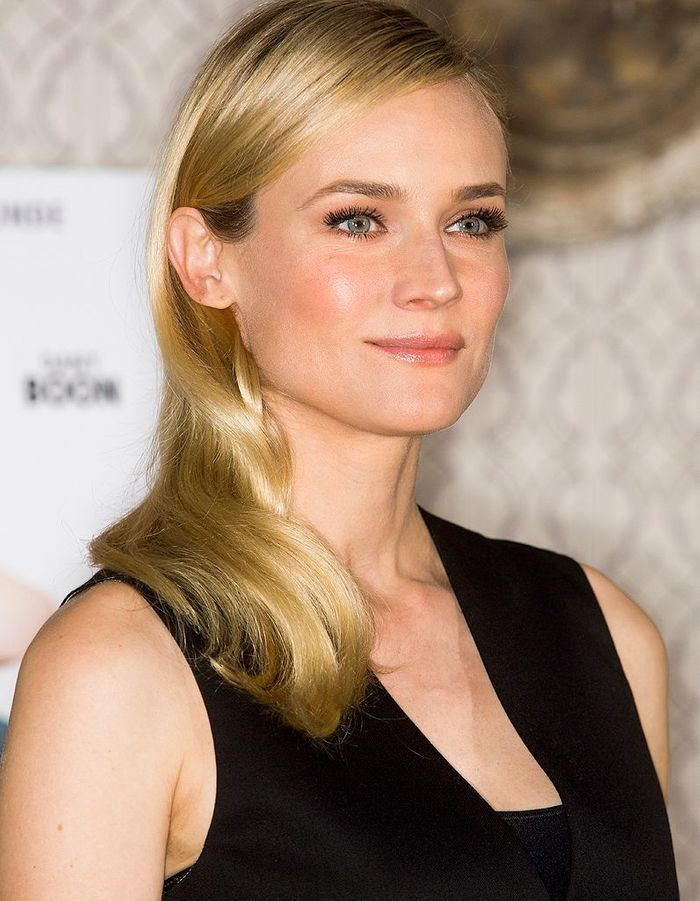 diane kruger et son teint orang bonne mine 10 id es piquer aux stars elle. Black Bedroom Furniture Sets. Home Design Ideas