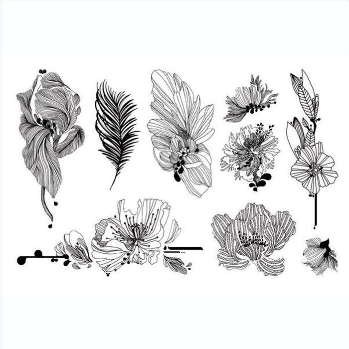 tatouages ph m res collection d lirium corpus d lit tatouage ph m re notre s lection. Black Bedroom Furniture Sets. Home Design Ideas