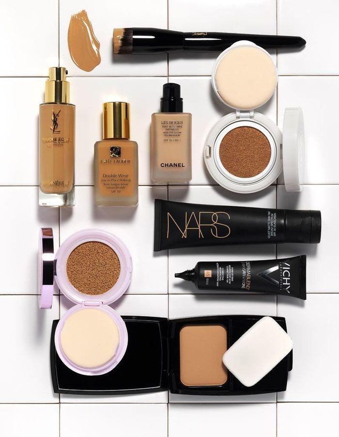 Les nouveaux make-up qui nous font une belle peau