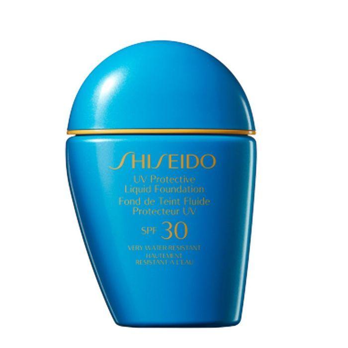 fond de teint waterproof shiseido 10 fonds de teint waterproof qui ont fait leurs preuves elle. Black Bedroom Furniture Sets. Home Design Ideas