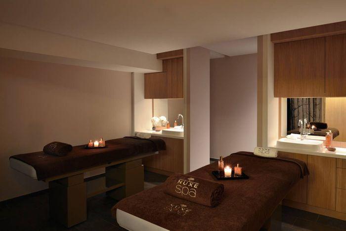Le massage couple des Spas Nuxe : le plus envoûtant