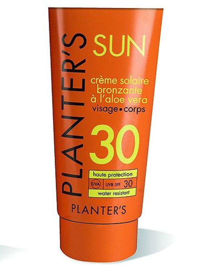 Beaute soin protection soleil creme solaire planter s solaires l ombre des indices anti uv - Creme anti coup de soleil ...