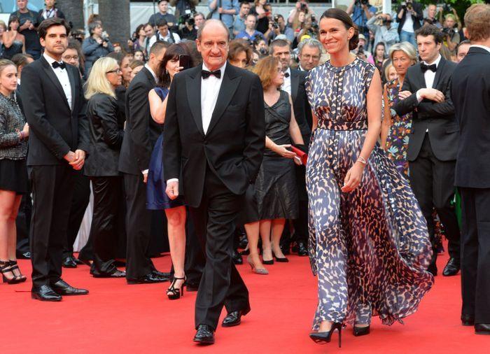 Pierre Lescure et Aurélie Filippetti en Rabih Kayrouz