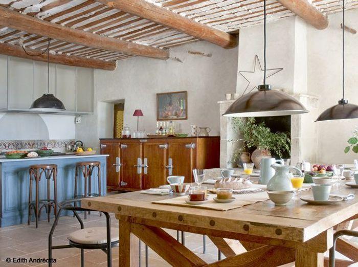 10 cuisines pour recevoir elle d coration for Art et decoration cuisine