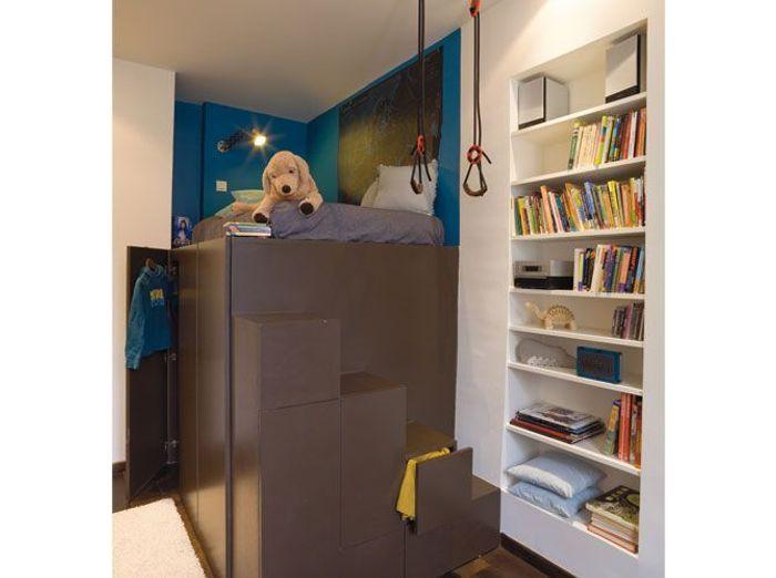 Chambres d'enfants : misez sur la couleur !