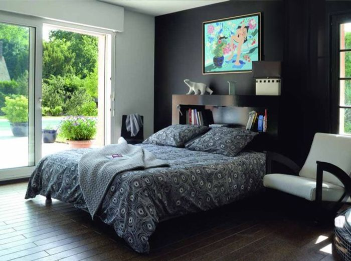 chambres des id es d co pour r ver elle d coration. Black Bedroom Furniture Sets. Home Design Ideas