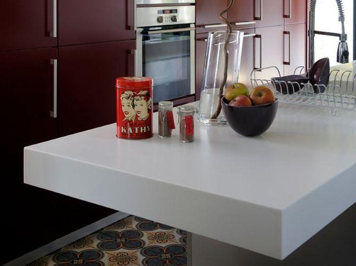 choisir les mat riaux pour son plan de travail elle. Black Bedroom Furniture Sets. Home Design Ideas
