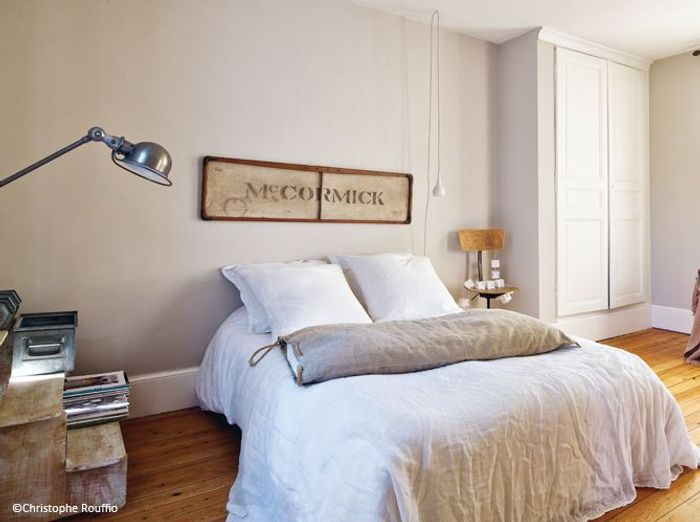 deco campagne deco recup chambre - Jolie Maison Decoration