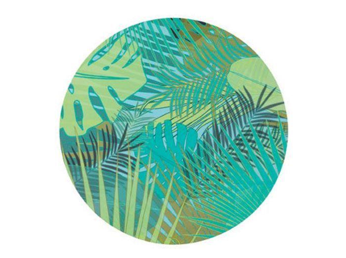 d co coloniale et bleu lagon sous les tropiques elle d coration. Black Bedroom Furniture Sets. Home Design Ideas