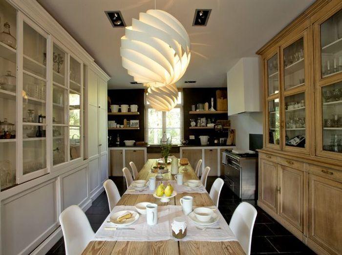 d co minimaliste dans une ferme belge elle d coration. Black Bedroom Furniture Sets. Home Design Ideas