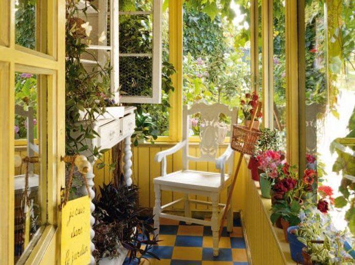 Jardins d 39 hiver oasis de charme elle d coration - Jardins dhiver com ...