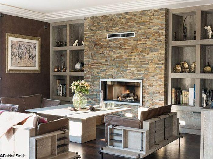L ardoise c est tendance dans toute la maison elle for Decoration dans la maison