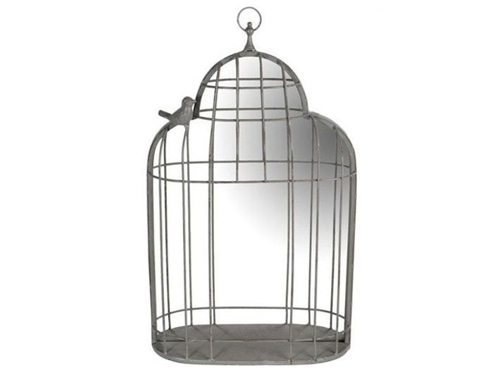 lustre cage oiseau finest petit lustre trois lumires en bronze dor et fleurs de porcelaine with. Black Bedroom Furniture Sets. Home Design Ideas