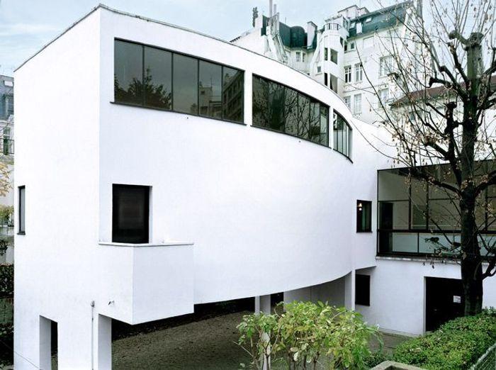 la maison la roche par le corbusier elle d coration. Black Bedroom Furniture Sets. Home Design Ideas