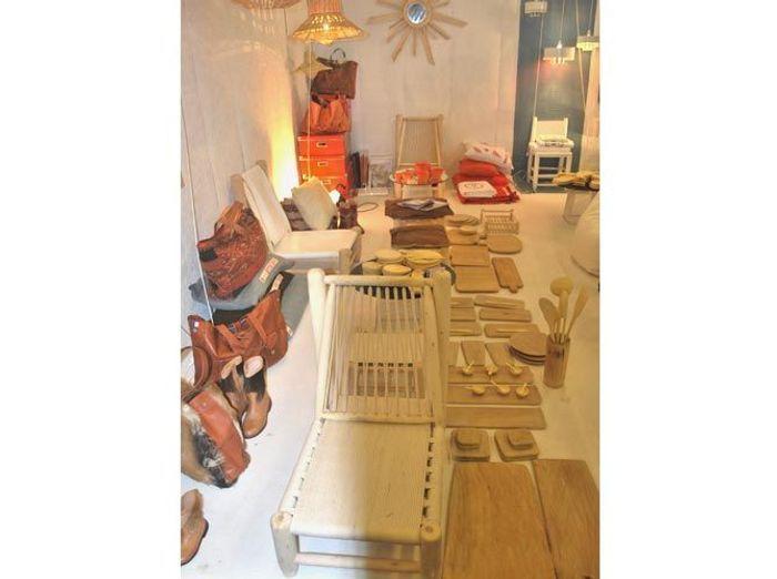 maison objet septembre 2009 entre esprit r cup et tendance boh me elle d coration. Black Bedroom Furniture Sets. Home Design Ideas