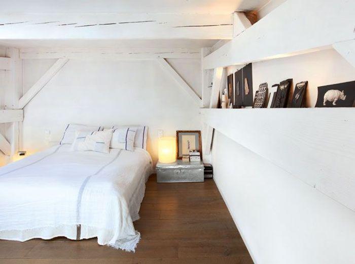 Un loft à Paris