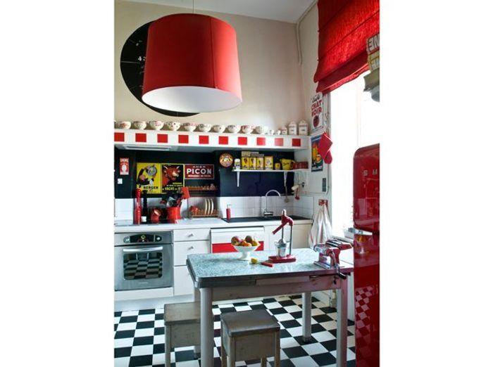 une maison guid e par la couleur elle d coration. Black Bedroom Furniture Sets. Home Design Ideas
