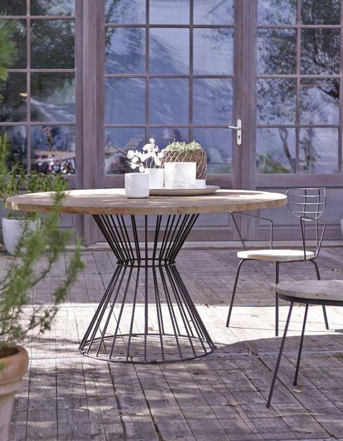 Une table de balcon Tikamoon