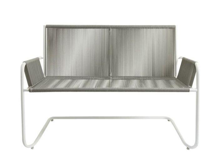 Emejing Salon De Jardin Metal Composite Contemporary - Nettizen.us ...