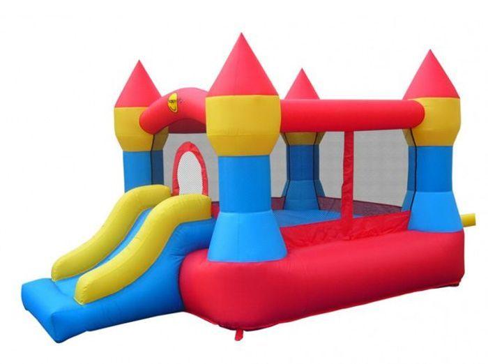 Enfants jeux de jardin pour s 39 amuser elle d coration - Vente chateau gonflable ...