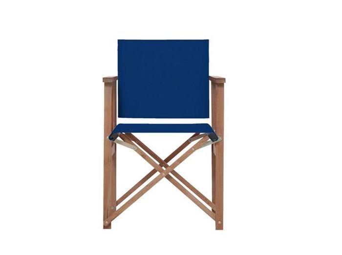 fauteuil bois jardin habitat