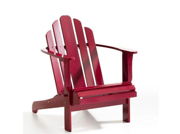 Cet t les meubles color s s invitent au jardin elle for La redoute meuble jardin