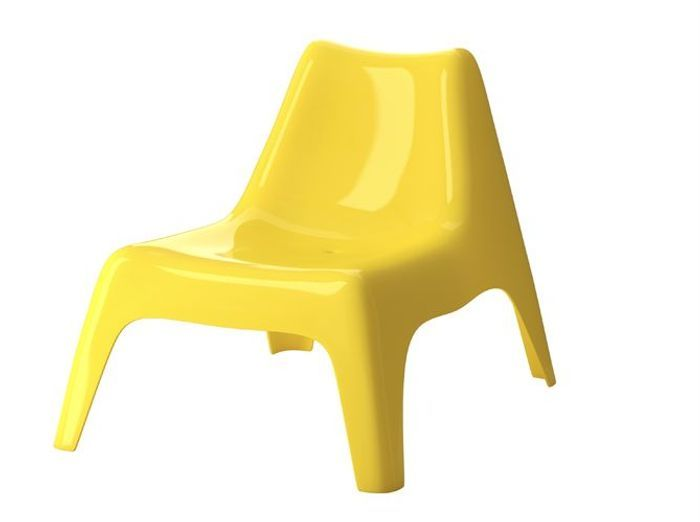 chaise jardin jaune ikea ps - Chaise Jardin Colore