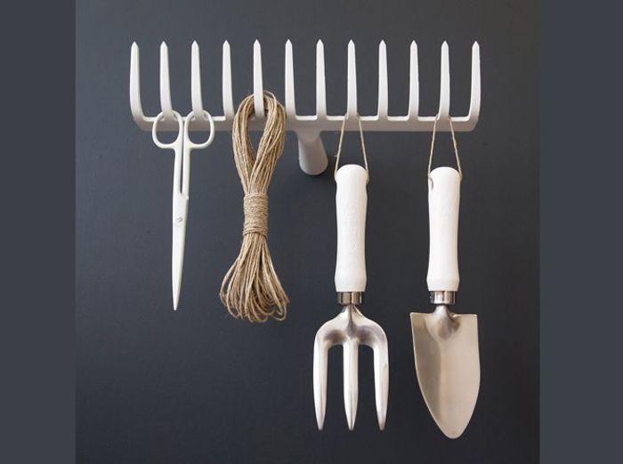 Des rangements malins pour mes outils de jardinage elle for Jardinage decoration jardin