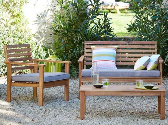 un salon de jardin canon sans casser sa tirelire elle d coration. Black Bedroom Furniture Sets. Home Design Ideas