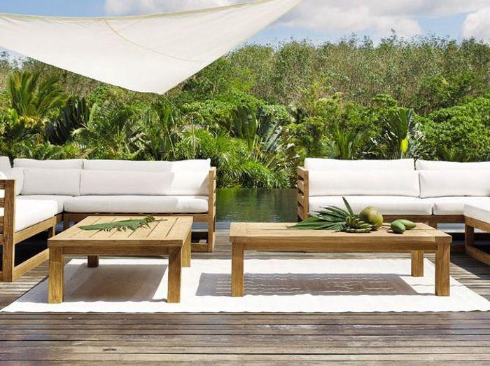 Shopping 30 meubles de jardin pas chers pour ne pas se ruiner elle d cora - Maison du monde exterieur ...