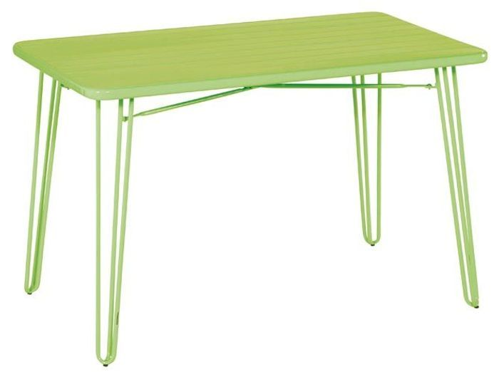 Choisissez Votre Table De Jardin Elle D Coration