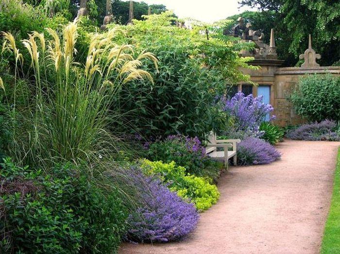 On s\'inspire des jardins anglais - Elle Décoration