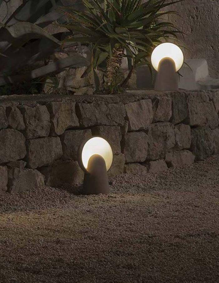 Luminaire outdoor Zement Karman