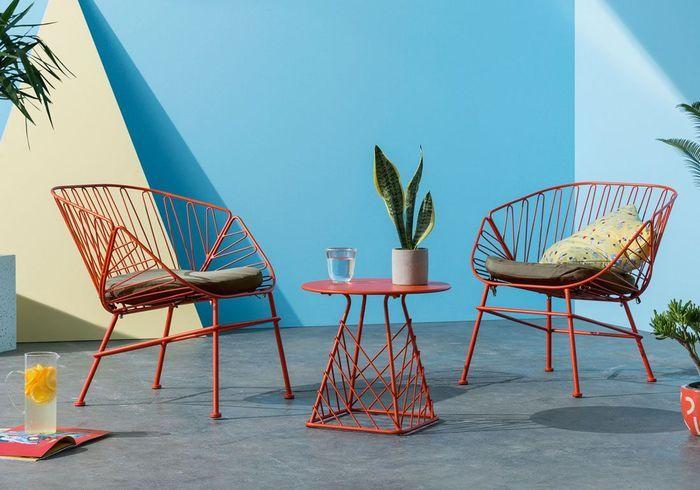 notre s lection de mobilier de jardin pour un ext rieur. Black Bedroom Furniture Sets. Home Design Ideas