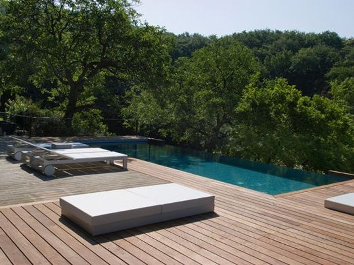 17 id es d am nagements de piscines qui font r ver elle for Design piscine haubourdin