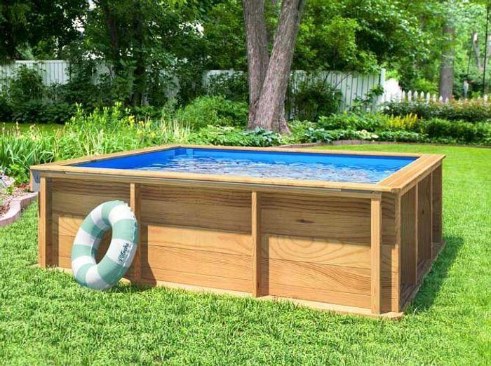 une piscine pour tous les styles elle d coration On piscine xxs