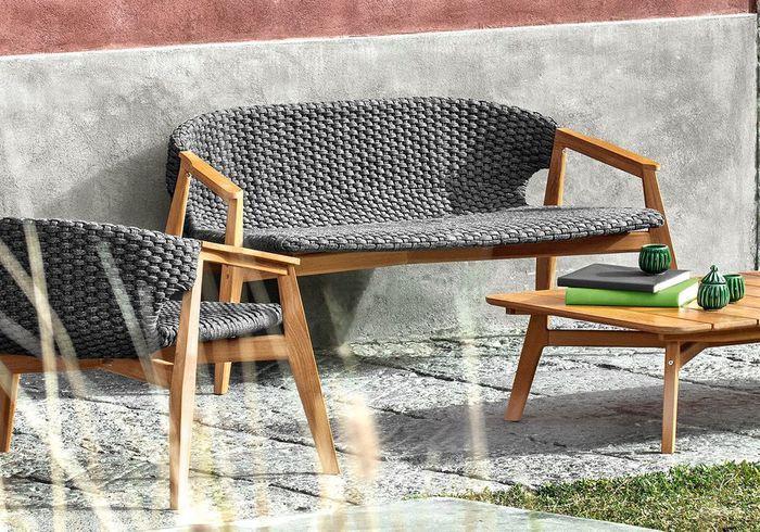 Canapé de jardin Ethimo