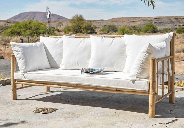 Canapé de jardin Maisons du monde