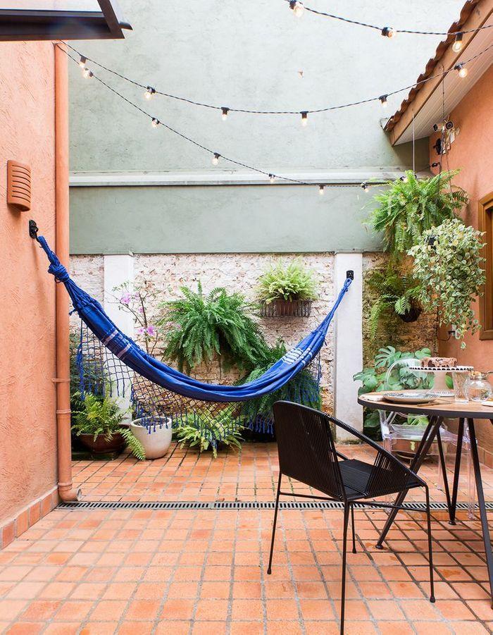 Imaginer une ambiance mexicaine dans le patio