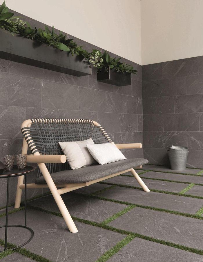quel carrelage ext rieur habillera votre terrasse elle d coration. Black Bedroom Furniture Sets. Home Design Ideas