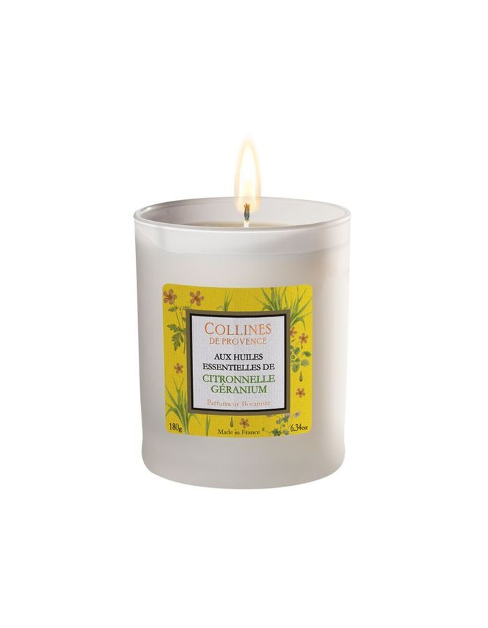 20 bougies parfum es qui sentent bon le printemps elle d coration. Black Bedroom Furniture Sets. Home Design Ideas