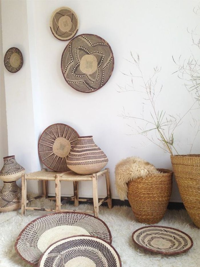 Une déco artisanale made in Africa