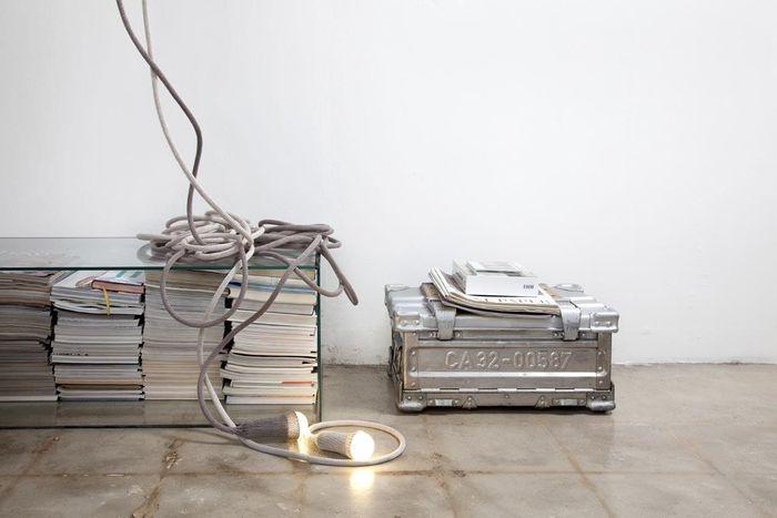 Luminaire Matt par LLOT LLOV (2008)